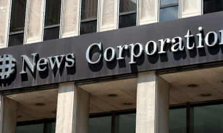 News Corp HQ in New York