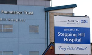 Stepping Hill hospital deaths investigated
