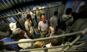 MIDEAST-WEST BANK-PALESTINIAN-LABOURERS