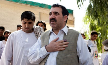 Ahmed Wali Karzai obituary