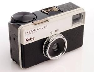Kenneth: Kodak Instamatic 33 Camera