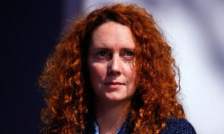 Chief Executive News International Rebekah Brooks