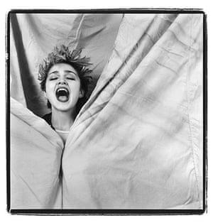 Laura Levine: Musicians: Madonna