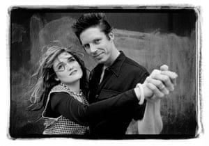Laura Levine: Musicians: John Doe