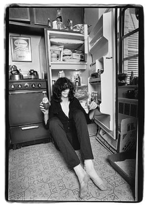 Laura Levine: Musicians: Joey Ramone