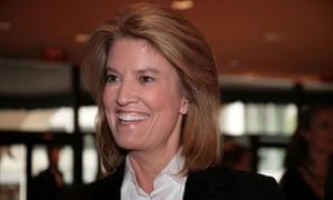 Fox News presenter Greta Van Susteren.