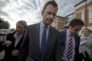operation weeting: Andy Coulson