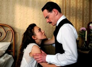 Oscars: 30 hot films: A Dangerous Method
