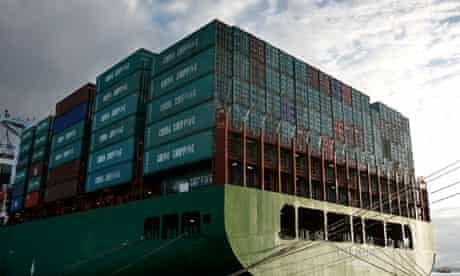 Maritime countries agree first ever shipping emissions regulation