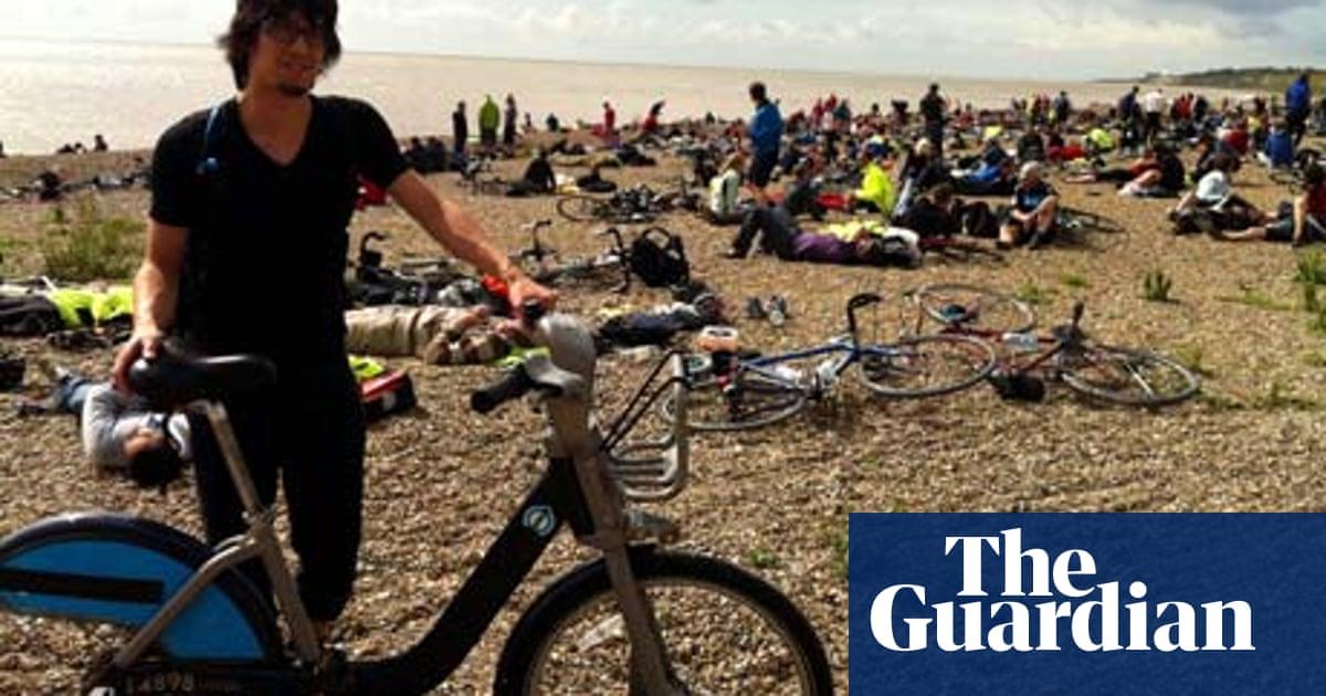 How I cycled the Dunwich Dynamo on a Boris bike | Leo Tong