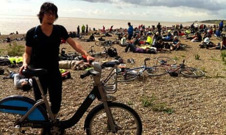 Leo Tong for bike blog