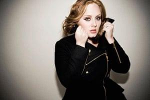Mercury shortlist: Adele