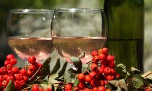 Rowanberry wine