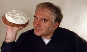 Noel Godin, known as 'Le Gloupier', Entartuer