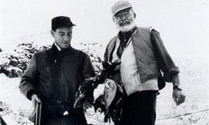 Ernest Hemingway AE Hotchner