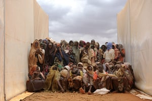 24 hours in pictures: Somali refugees in Ethiopia