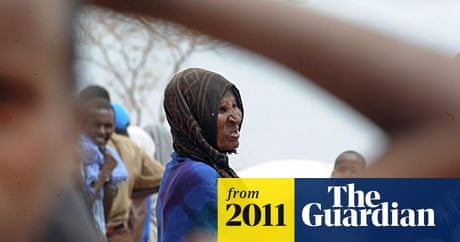 Somalia refugees relive long trek to escape famine and war