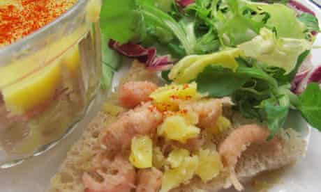 Felicity's perfect potted shrimps