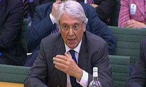 Les Hinton to face inquiry