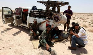 Libyan rebels say they have captured General Abdul Nabih Zayid