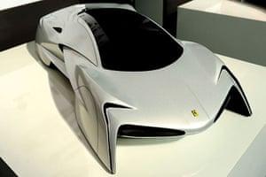 Ferrari design contest: Third place winner at Ferrari world design contest