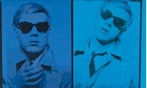 Andy Warhol self-portait sold by Christie s for $38.4m