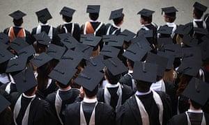 University graduates in Birmingham