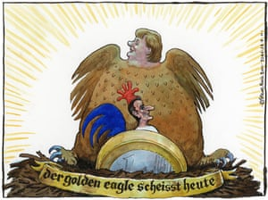 Steve Bell on plans to safeguard the euro