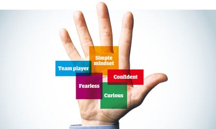 Winning formula: the attributes that help the best chief executives thrive