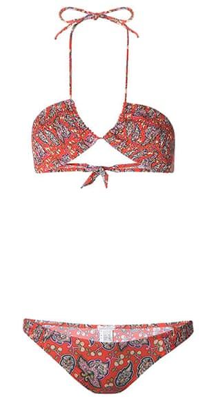 key trends: bikinis: Top