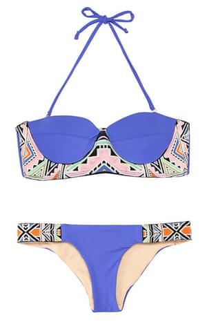 key trends: bikinis: Bikini