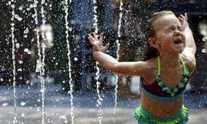 Heatwave in New York