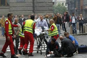 Norway Terror Attack: Norway Terror Attack