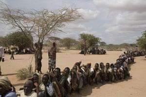 Dadaab: Registration centre