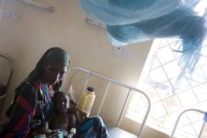 Dadaab: Camp Hospital