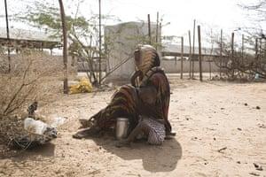 Dadaab: Waiting for food
