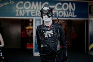 Comic-Con: Borg