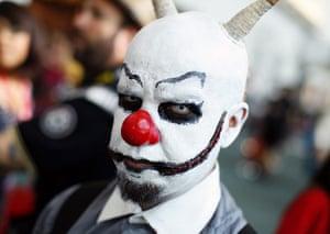 Comic-Con: Attendee