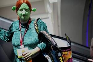 Comic-Con: Shrek