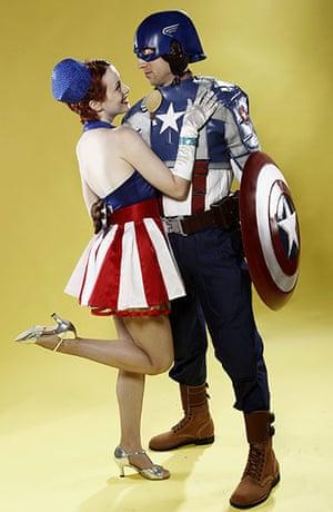Comic-Con: Captain America