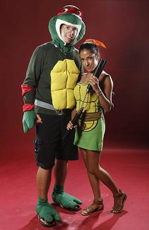 Comic-Con: Teenage Mutant Ninja Turtles