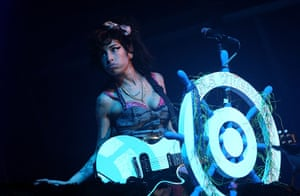 Amy Winehouse: British Singer Amy Winehouse has died