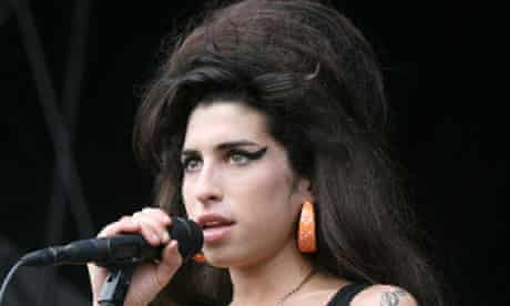 Amy Winehouse Found Dead Aged 27 In London Home Amy Winehouse The Guardian