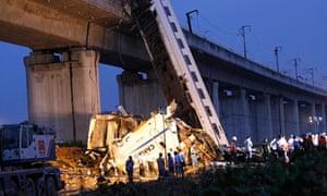 China train crash