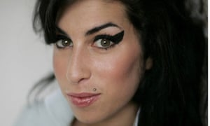 Amy Wineshouse in 2007.