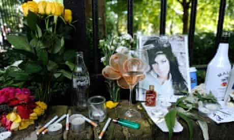 amy winehouse messages
