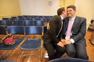 Gay Marriage: New York City Clerks Offices Open Sunday For First Day Of Gay Marriages