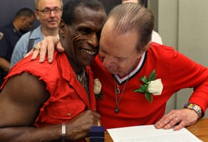 Gay Marriage: First day for same sex marriages in New York State