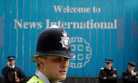 News International at Wapping