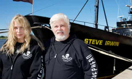 Sea Shepherd could be forced to sell Steve Irwin in bluefin dispute